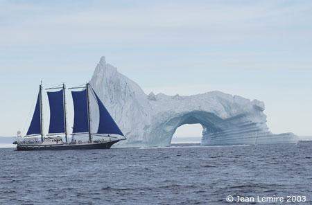Effet déterminant du déclin de la banquise sur le réchauffement en Arctique
