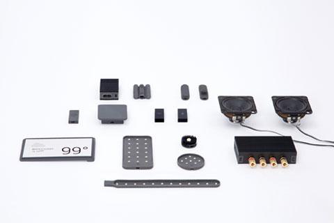 HANDCRAFTED ELECTRONICS - Écosystème de semi-produits électroniques(ouverture du diaporama)
