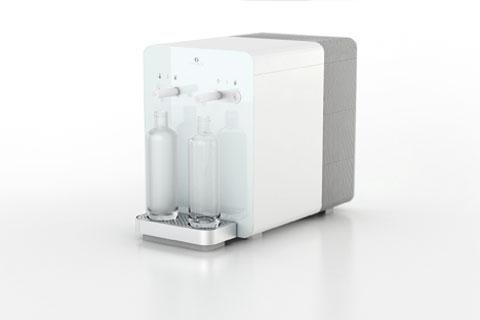 PURE DE CASTALIE - Machine à eau(ouverture du diaporama)