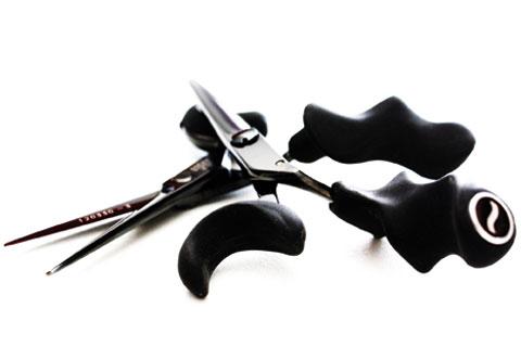 UÑA - Paire de ciseaux ergonomiques(ouverture du diaporama)