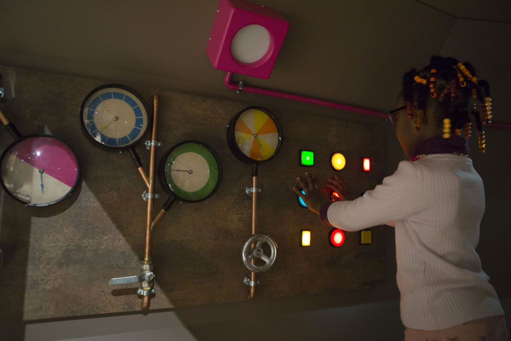 Le circuit électrique du Vaisseau spécial(ouverture du diaporama)
