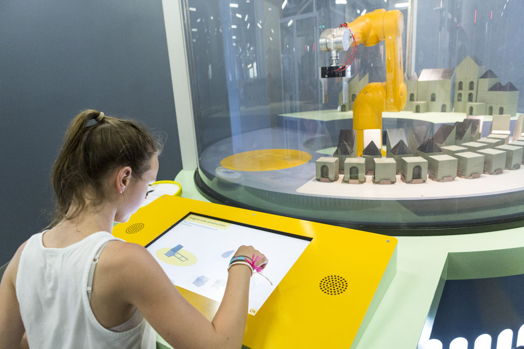 Pilote le robot 2(ouverture du diaporama)