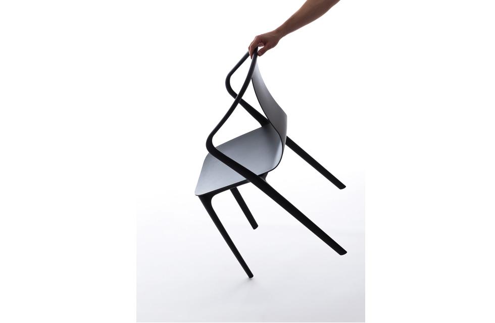 BELLEVILLE CHAIR - Chaise(ouverture du diaporama)