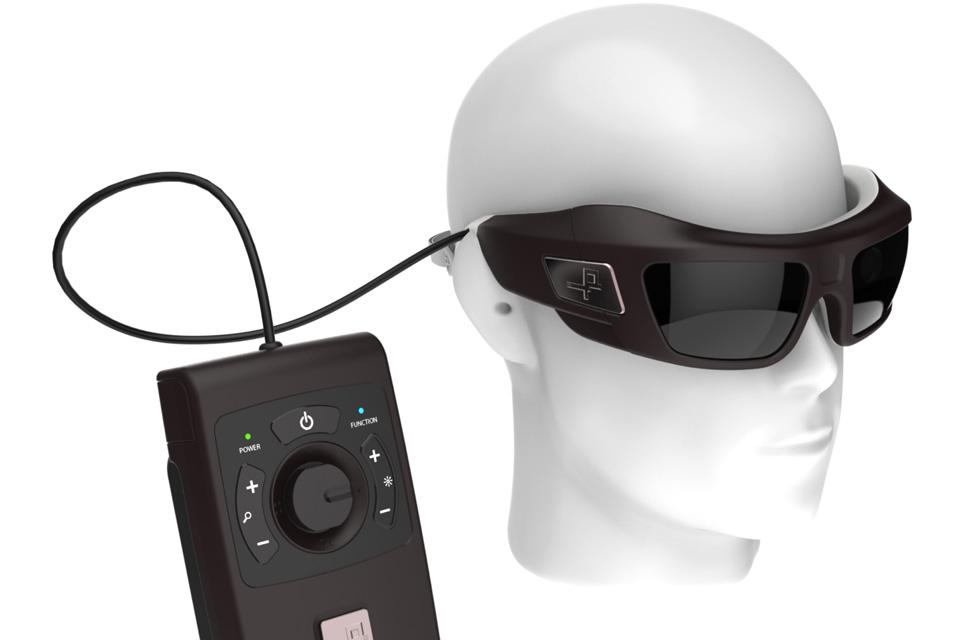 IRIS 2- Système de restauration de la vision (ouverture du diaporama)