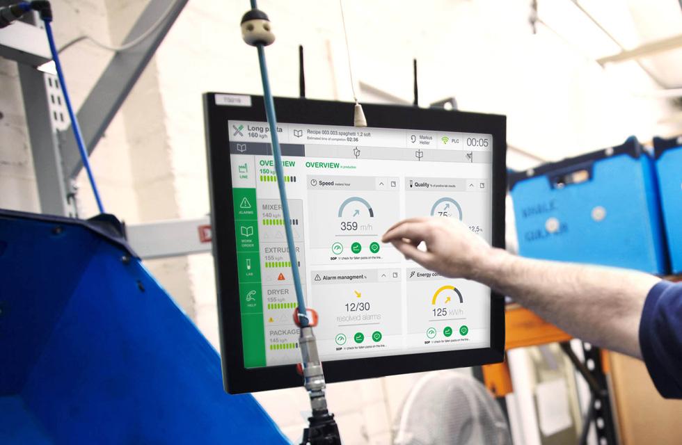 WONDERWARE - La nouvelle génération d'interfaces industrielles(ouverture du diaporama)