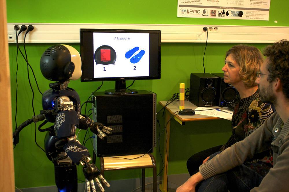 Peut on faire confiance aux robots science actualit s for Piscine 42 exam