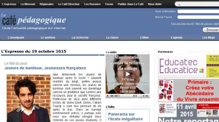 cafe pedagogique: