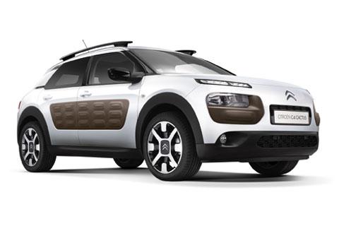 CITROËN C4 CACTUS - Automobile(ouverture du diaporama)