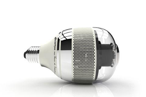 ConnectLed BW1.1 - Ampoule détectrice de fumée WIFI(ouverture du diaporama)