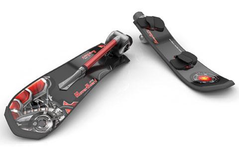 HOVERBOARD BY ZR<sup>®</sup> - Planche de surf motorisée(ouverture du diaporama)