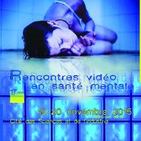 Rencontres video en sante mentale 2017