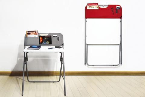 SMART DESK - Un bureau de poche(ouverture du diaporama)