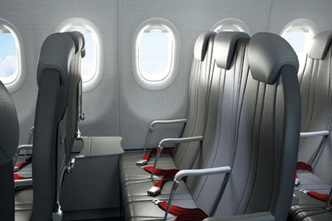 TITANIUM SEAT - Siège d'avion(ouverture du diaporama)