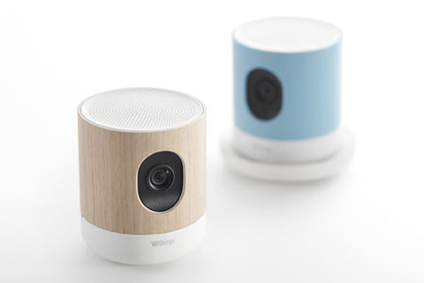 WITHINGS HOME - Caméra HD(ouverture du diaporama)
