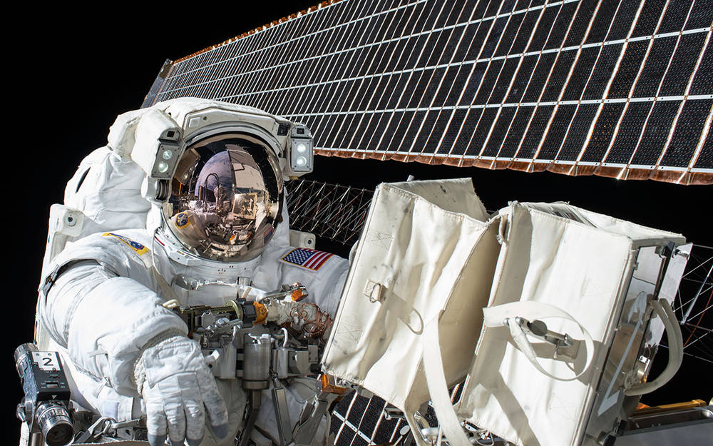 quel bilan scientifique pour la station spatiale internationale