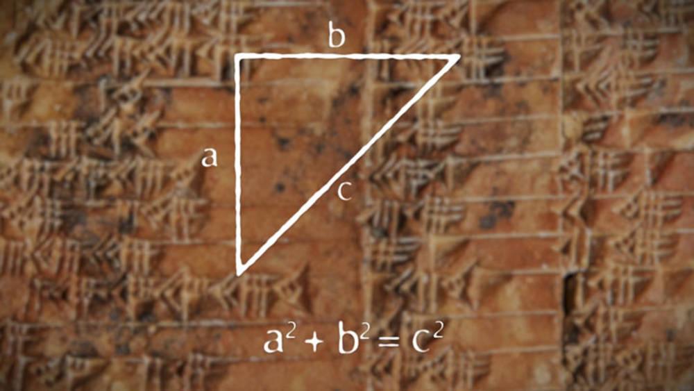 De la trigonom trie chez les babyloniens science for Table trigonometrique