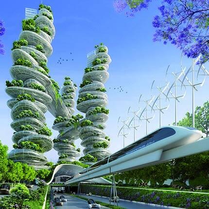 Villes du futur de nouvelles utopies saison 2015 for Architecture du futur