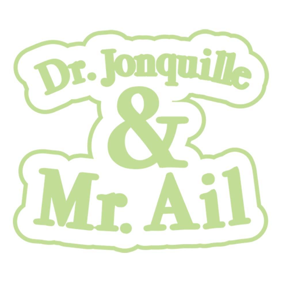 Dr. Jonquille et Mr. Ail (nouvelle fenêtre)