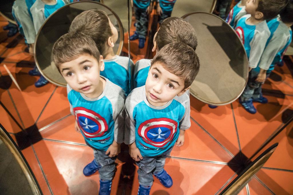 Les grands miroirs(ouverture du diaporama)