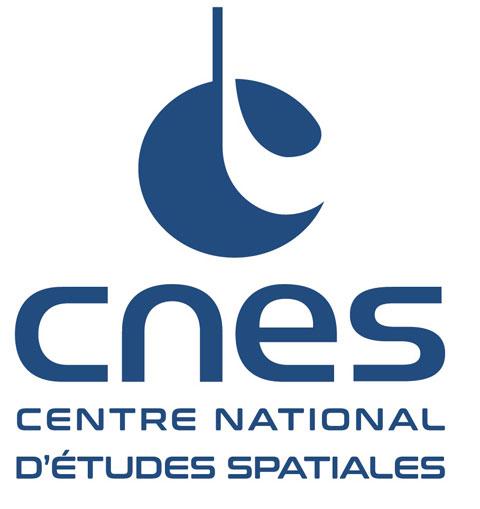 site internet du Centre national d'études spatiales (CNES) (nouvelle fenêtre)
