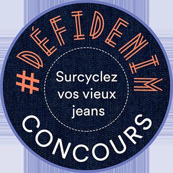 #Défidenim concours, surcyclez vos vieux jeans
