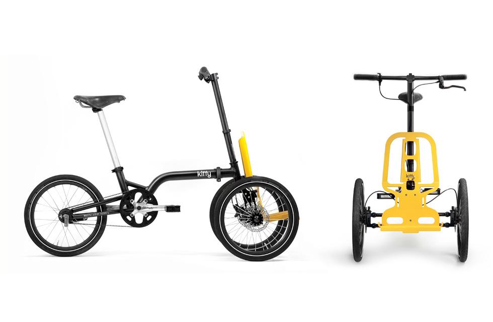 KIFFY - Mini-tricycle cargo (ouverture du diaporama)
