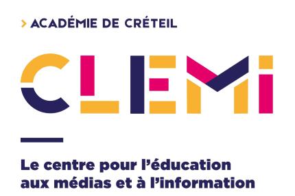 Education aux médias et à l'information - Académie de Créteil (nouvelle fenêtre)