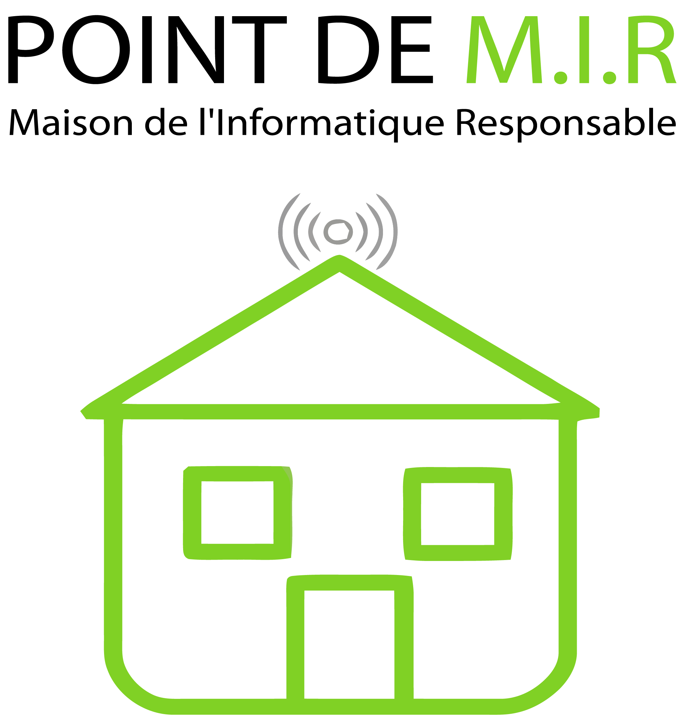 Point de MIR Maison de l'Informatique Responsable (nouvelle fenêtre)