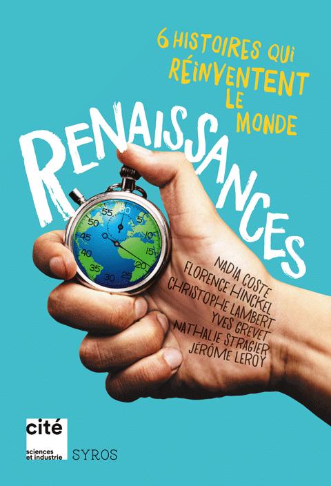 couverture du livre jeunesse Renaissances