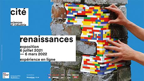 Affiche de l'exposition Renaissances